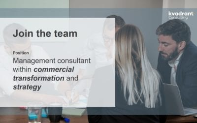 Management Consulting Position